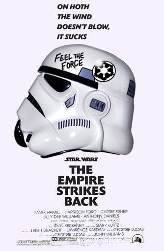 o imperio contra ataca + nascidos para matar