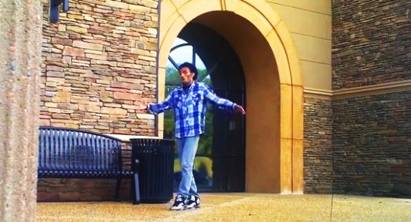 Dançando e Rodando